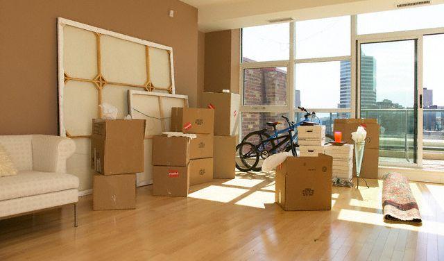 офисные грузоперевозки, переезд квартиры